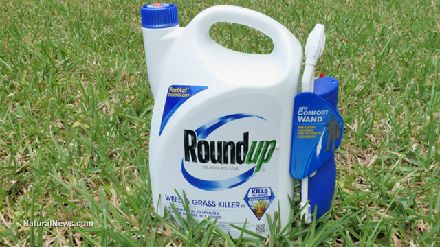 Editorial-Use-RoundUp-Herbicide
